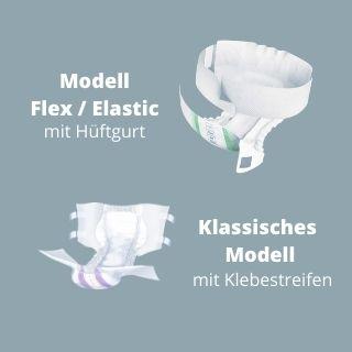 Inkontinenz Slip für Männer - Flex und Klassik