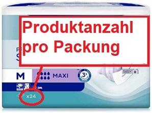 Bild Packungsinhalt je Paket